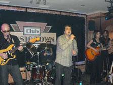 Концерт гангста группы в клубе Music Town