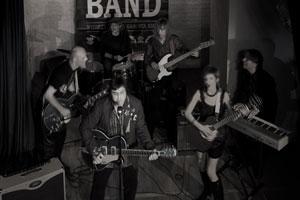 Ретро рок в клубе Высоцкий